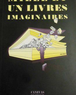 couverture mille et un livres imaginaires