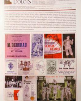 couverture du carnet dolois sur le thèatre