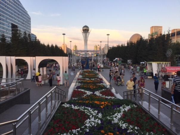 Rue d'Astana